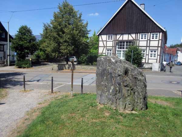 Stadtmauer-Wanderweg Rüthen