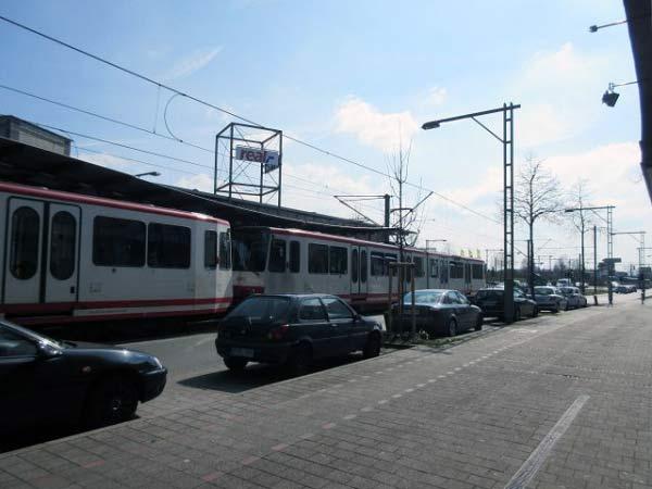 U-Bahn 41 - Haltestelle Minister Stein