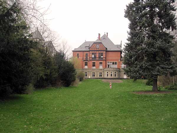Die Villa Vorsteher