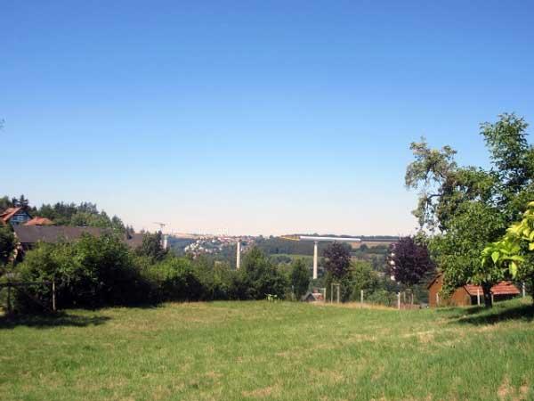 Wehrturm - Ausblick