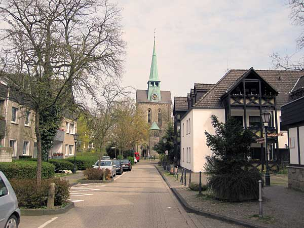 Alte historische Kirche