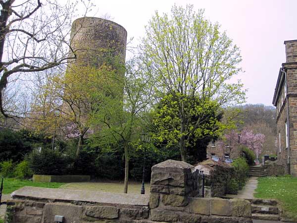 Wetter Burgturm