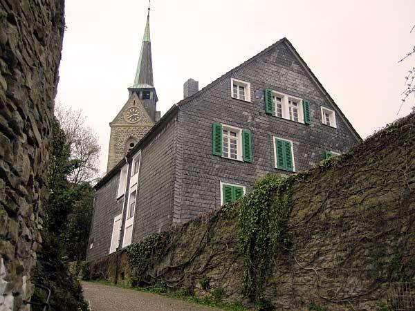 Harkort-Haus, Wetter