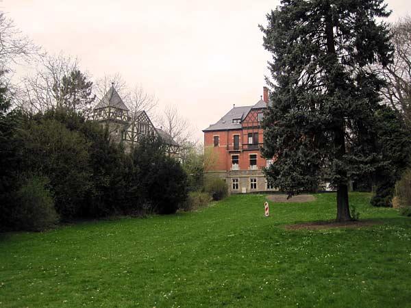 Villa Vorsteher - Der Rasenpark