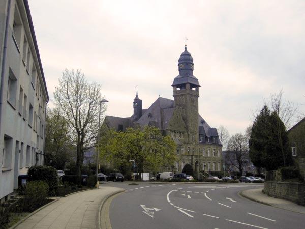Rathaus Wetter