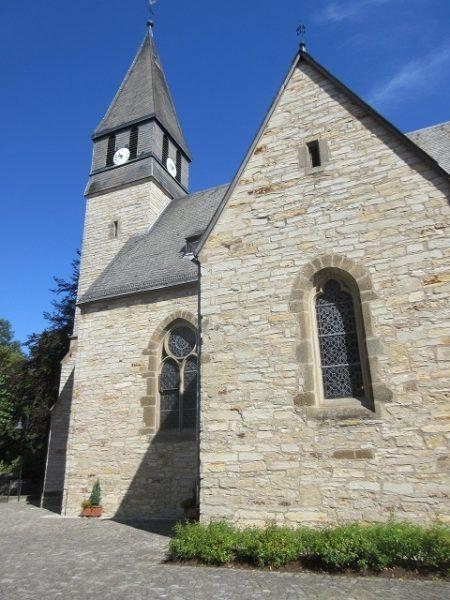 Wewelsburg Kirche