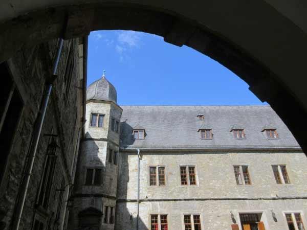 Wewelsburg Torbogen