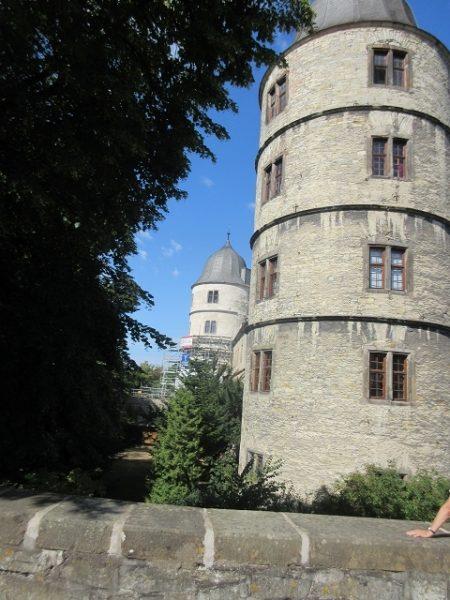 Wewelsburg Türme