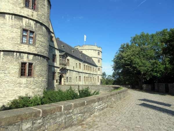 Weg zur Wewelsburg