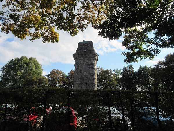 Parkplatz Bismarckturm