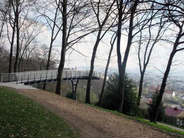 Nordpark wuppertal aussichtspunkt skywalk ausblick for Hotel amical wuppertal barmen wuppertal
